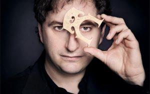 ENRICO BRONZI – recital