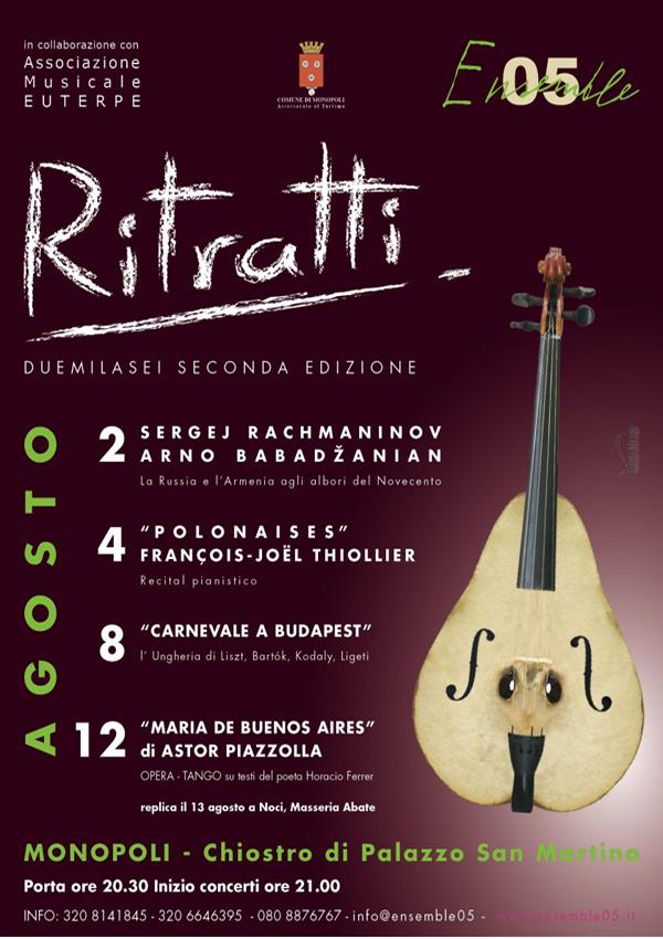 Ritratti-2006