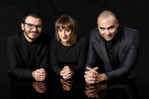 SONGS OF AMERICA Hemisphaeria Trio