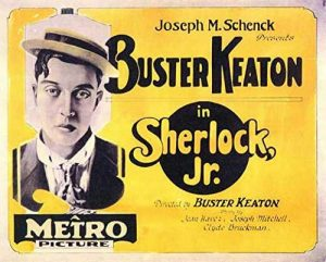CINE RITRATTI – SHERLOCK JR. di BUSTER KEATON