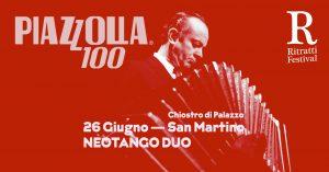 PIAZZOLLA100 Neotango Duo