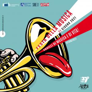 Festa della musica 2021 Risuona la citta!